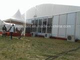 사람들 호화스러운 결혼식 유리제 천막 나이지리아 500의 큰천막
