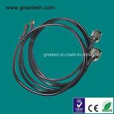 高品質の同軸ケーブルGSMのシグナルのブスターケーブル(5DFB同軸ケーブル)