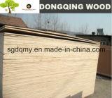 madera contrachapada del álamo de 2m m 3m m con los precios bajos