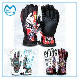 Handschoenen van Snowboarding van de Ski van de Winter van de Toebehoren van sporten de Volwassen Unisex-