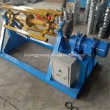 Uncoiler elétrico para o rolo que dá forma à máquina