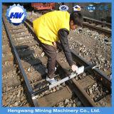 Righello manuale dello scartamento della ferrovia 600mm di misura