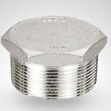 coude hydraulique fileté par TNP de l'acier inoxydable 150lb