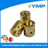 Buena calidad de la precisión de mecanizado CNC de piezas de latón personalizado
