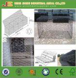 石造りのケージのためのAlZnの合金ワイヤー六角形の網Gabion