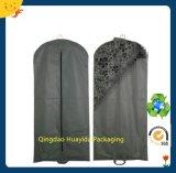 Sacchetto non tessuto riciclabile personalizzato del vestito dell'indumento