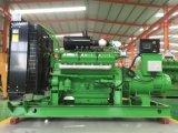 Grupos electrógenos industriales Medio Ambiente ISO aprobado Ce generador de Metano generador de biogas de 180kw para centrales eléctricas