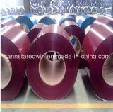 Prepainted гальванизированный цвет Coated PPGI стальной
