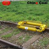 Hydraulische Stahlschienen, die Gerät für Gleis ausdehnen