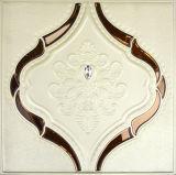 3D Comité van de Muur van het Leer van Pu 1163-3 voor de Decoratie van het Huis