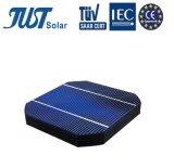Класс качества 5-дюймовый монохромный солнечных батарей в китайский завод