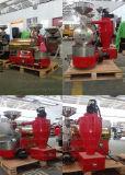 2kg Koffiebrander van de Koffiebrander van de Koffiebrander van het gas De Elektrische Industriële