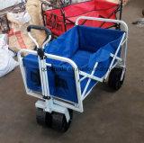 Canopy Garden Utility Travel Chariot repliable Jardin extérieur Home / Wagon pliant