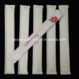 Alta calidad a granel Logotipo personalizado 24cm Chopstick OPP Pack