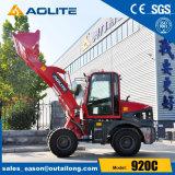 ローダーの接続機構が付いているマルチFuctional中国の車輪のローダー