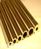 Бериллий медной трубки (C17200, C17300, C17500)