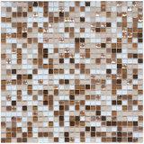 Стены в ванной комнате голубой мозаикой выглядеть декоративные керамические плитки