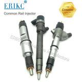 Erikc Injetor Bosch 0445120150 (13024966) Auto Engine Fuel Injector Weichai Wp6 6.2L 170kwのための0 445 120 150