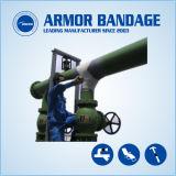 Pipeline Bandage de réparation d'enrubannage collier du tuyau en PVC de réparation