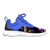 Chaussures occasionnelles unisexes faites sur commande neuves de chaussures de course de mode de chaussures de sports d'hommes et de femmes