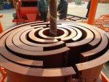 La Chine de machines de haute performance Les tuyaux de béton de décisions de la machine en Shengya SY1000