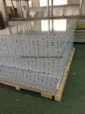 panneaux en aluminium de composé d'âme en nid d'abeilles de couleur de ruban d'épaisseur de 25mm