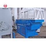 HDPE 관 슈레더 기계 또는 대직경 플라스틱 관 슈레더
