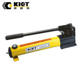Pompe à main hydraulique légère manuelle de la grande capacité de pétrole