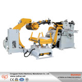 3 in 1 Uncoiler Straightener Feeder Machine Uses Germany and Japan Technology (MAC4-800F)