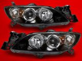 Auto lâmpada principal de confiança para o sedan de Mazda 3 '04- '08
