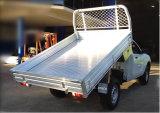 Camion-benne à corps en aluminium
