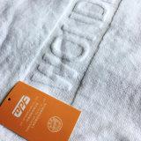 Настраиваемые Вы логотип полотенца в отеле подается напрямую на заводе