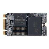 Het hete Verkopen 480GB 512GB SSD M. 2 SATA 2242 Interne Harde Aandrijving met 3D Spaander van de Flits MLC voor Industriële PC van het Comité