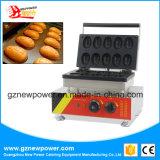 De Machine van de Wafel van de Maker van de Wafel van het Ei van de Apparatuur van de catering met Ce