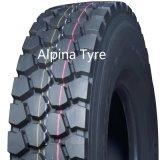 neumáticos resistentes del carro y del omnibus TBR del buey del acoplado del mecanismo impulsor de la explotación minera 12.00r20