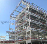 Parcheggio veloce/supermercato della struttura d'acciaio del grado della parte superiore dell'installazione