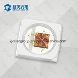2018 bom diodo de venda quente do diodo emissor de luz do verde 3030 do Pct 1W 520nm da compatibilidade electrónica da matéria- prima