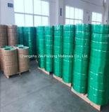 ジャンボロールプラスチックストラップの延長10-15%