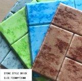 Inicio Instalación sencilla decorativos Papel tapiz pegajoso de espuma 700mmx770mm de espuma 3D Wallpaper