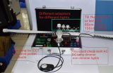 Contador de potencia del lux de AC/DC---Probador del tubo T8 y de la lámpara