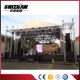 China-Aluminiumlegierung-Beleuchtung-Binder-System für Stadiums-Dekoration