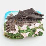 L'Inde Lieux touristiques Cadeau souvenir Polyresin Fridge Magnet 3D