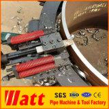 Corte automático del tubo y Facer portable del borde de la cortadora del tubo de la máquina que bisela W60