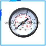 정규적인 가스 압력 미터 또는 압력 계기