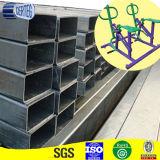 tubo rettangolare della saldatura di 60*120mm per costruzione (SP025)