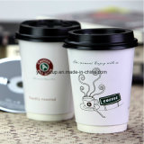 Kaffee-Papiercup mit Kappe
