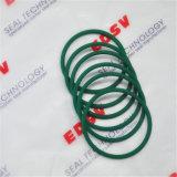 Grüne NBR Gummidichtung/O-Ring/O-Ringe des Hochleistungs--