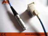 Criticare (CSI) 1563-10L Dedo pediátrico Encaixar o sensor de SpO2