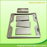 Het Stempelen van het metaal Laptop van het Aluminium KoelStootkussen