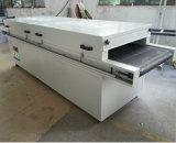 5m産業Conveyorbeltはファブリックヤーンのための赤外線オーブンを中間振る